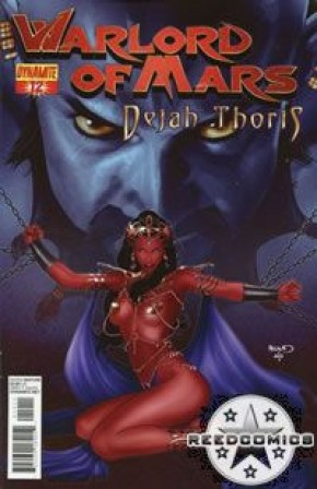 Warlord of Mars Dejah Thoris #12 (Cover A)