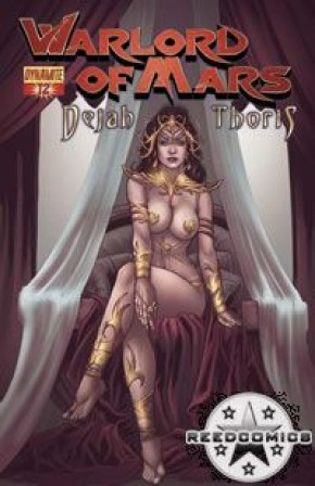 Warlord of Mars Dejah Thoris #12 (Cover C)