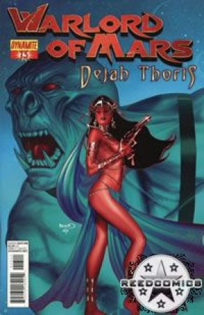 Warlord of Mars Dejah Thoris #13 (Cover A)