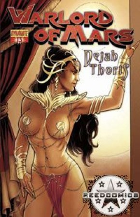 Warlord of Mars Dejah Thoris #13 (Cover B)
