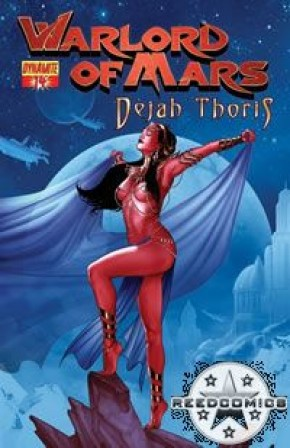 Warlord of Mars Dejah Thoris #14 (Cover A)