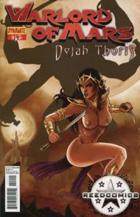 Warlord of Mars Dejah Thoris #14 (Cover B)