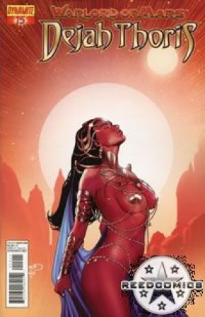 Warlord of Mars Dejah Thoris #15 (Cover A)