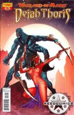 Warlord of Mars Dejah Thoris #16 (Cover A)