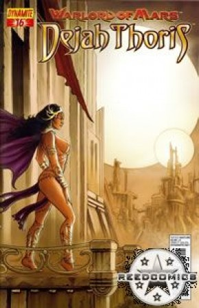 Warlord of Mars Dejah Thoris #16 (Cover B)
