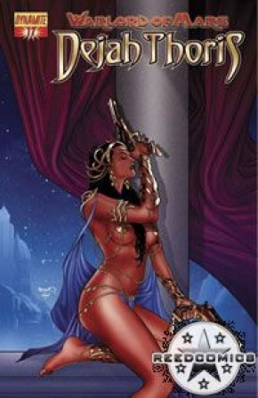 Warlord of Mars Dejah Thoris #17 (Cover A)