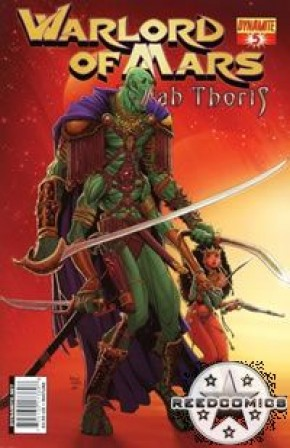 Warlord of Mars Dejah Thoris #5 (Cover A)