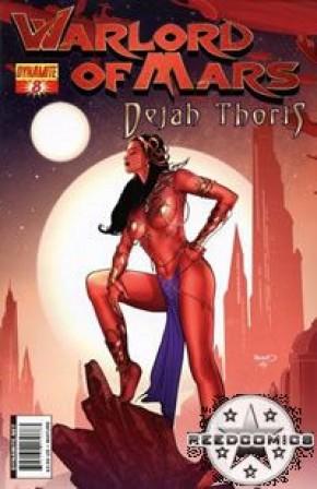 Warlord of Mars Dejah Thoris #8 (Cover B)