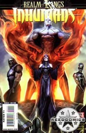 Realm of Kings Inhumans #1