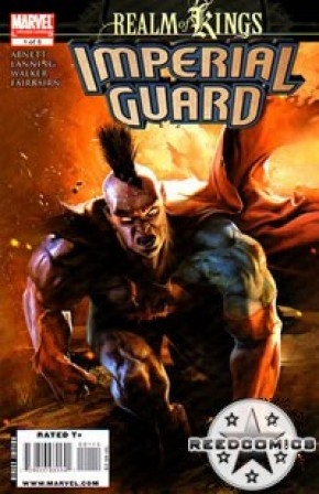 Realm of Kings Imperial Guard #1