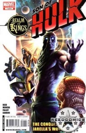 Realm of Kings Son of Hulk #1