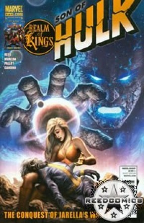 Realm of Kings Son of Hulk #4