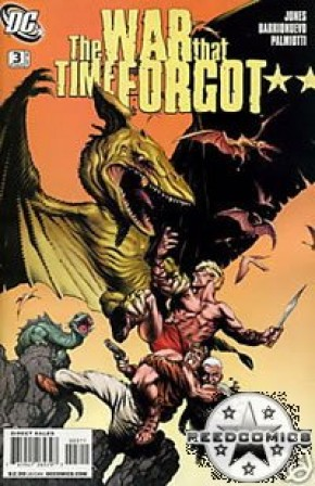 The War That Time Forgot #3