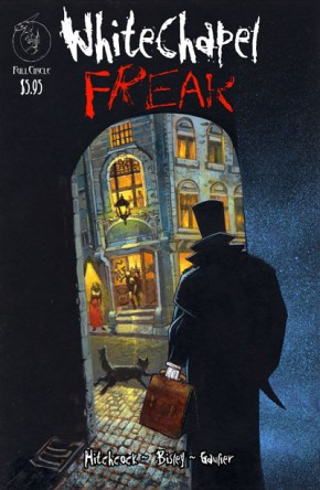 Whitechapel Freak One Shot 48 Pages
