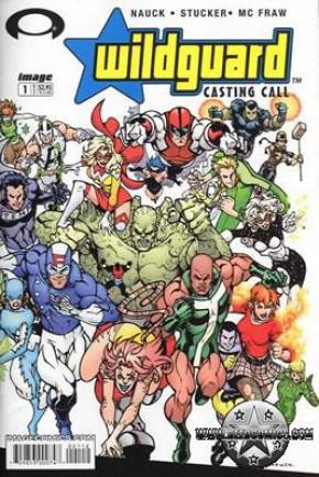 Wildguard Casting Call #1 (2nd Print)