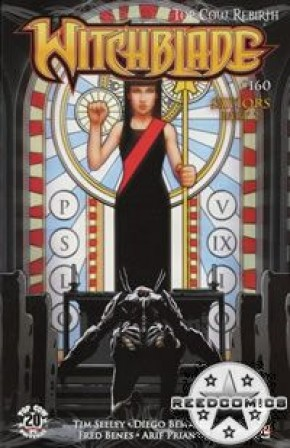 Witchblade #160