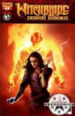 Witchblade Demon Reborn #1