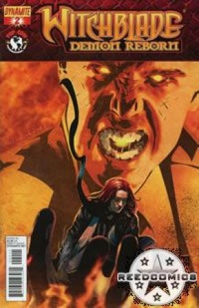 Witchblade Demon Reborn #2
