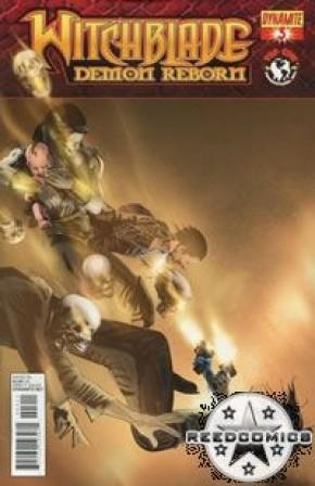 Witchblade Demon Reborn #3