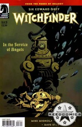 Witchfinder In The Service Of Angels #3