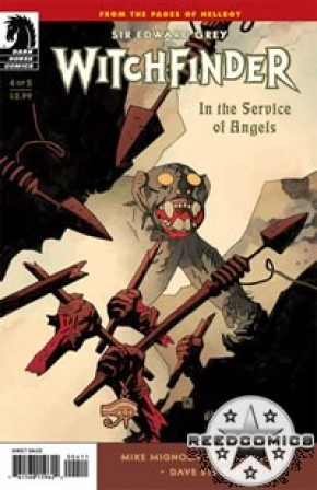 Witchfinder In The Service Of Angels #4