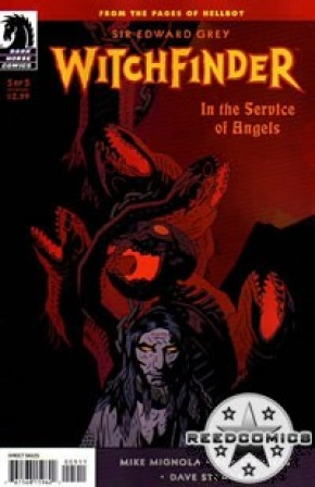 Witchfinder In The Service Of Angels #5