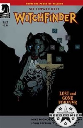 Witchfinder Lost And Gone Forever #2