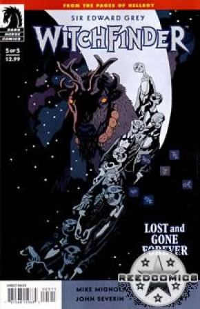 Witchfinder Lost And Gone Forever #5