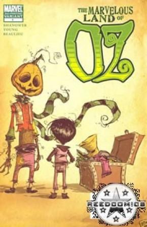Marvelous Land Of Oz #1 (2nd Print)