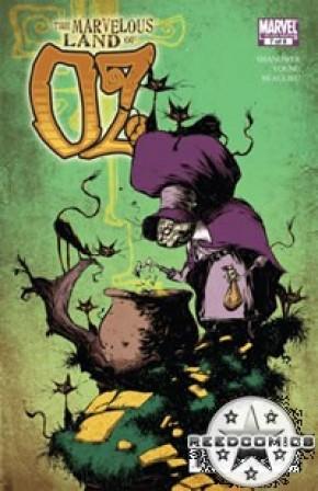 Marvelous Land Of Oz #7
