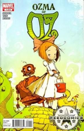 Ozma of Oz #1