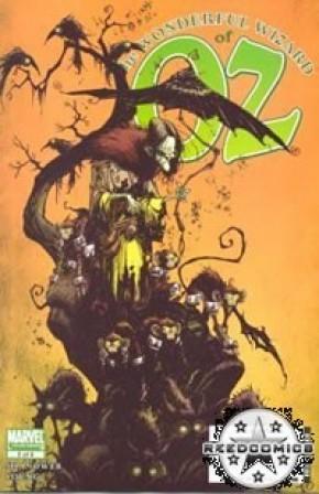 Wonderful Wizard of Oz #5