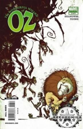 Wonderful Wizard of Oz #6