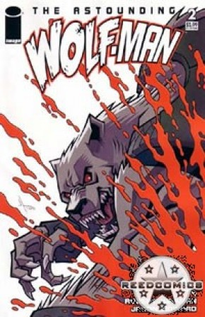The Astounding Wolfman #2