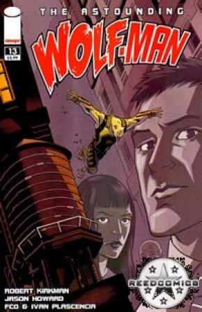 The Astounding Wolfman #13