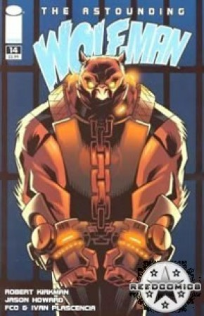 The Astounding Wolfman #14