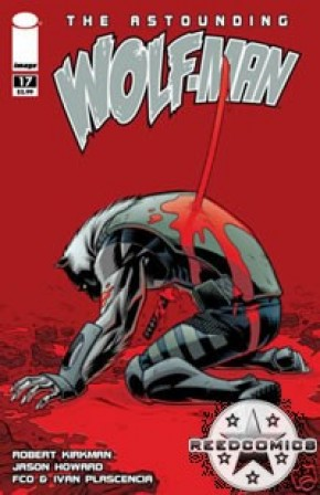 The Astounding Wolfman #17