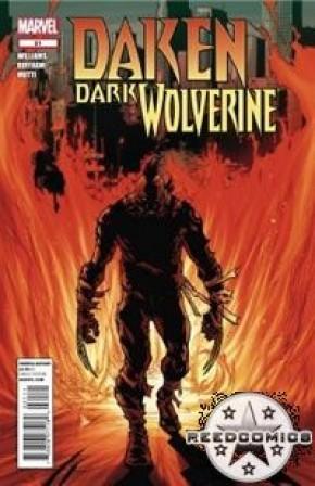 Daken Dark Wolverine #21