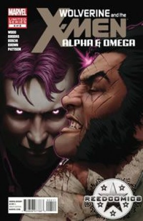 Wolverine and the X-Men Alpha and Omega #4