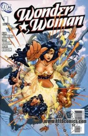 Wonder Woman Volume 3 #1 (1 in 10 Incentive)