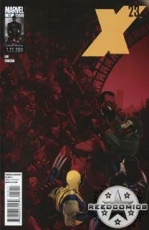 X-23 #12