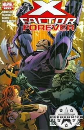 X-Factor Forever #3