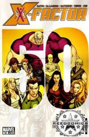 X-Factor Volume 3 #50