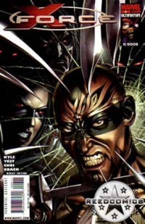 X-Force (new series) #8