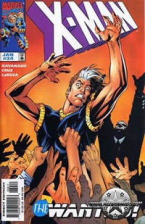X-Man #34
