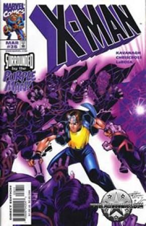 X-Man #36