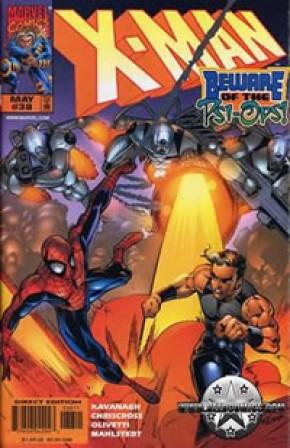 X-Man #38