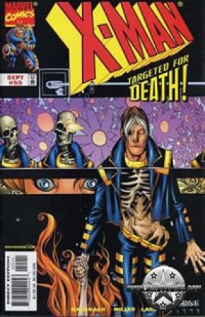 X-Man #55