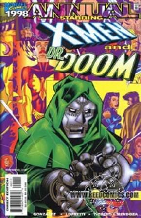 X-Men Dr. Doom Annual 1998