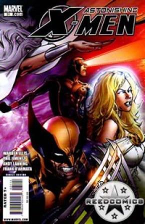 Astonishing X-Men #31